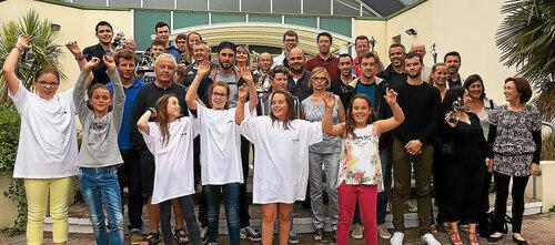 Les Trophées Sportifs de la commune de Plescop...