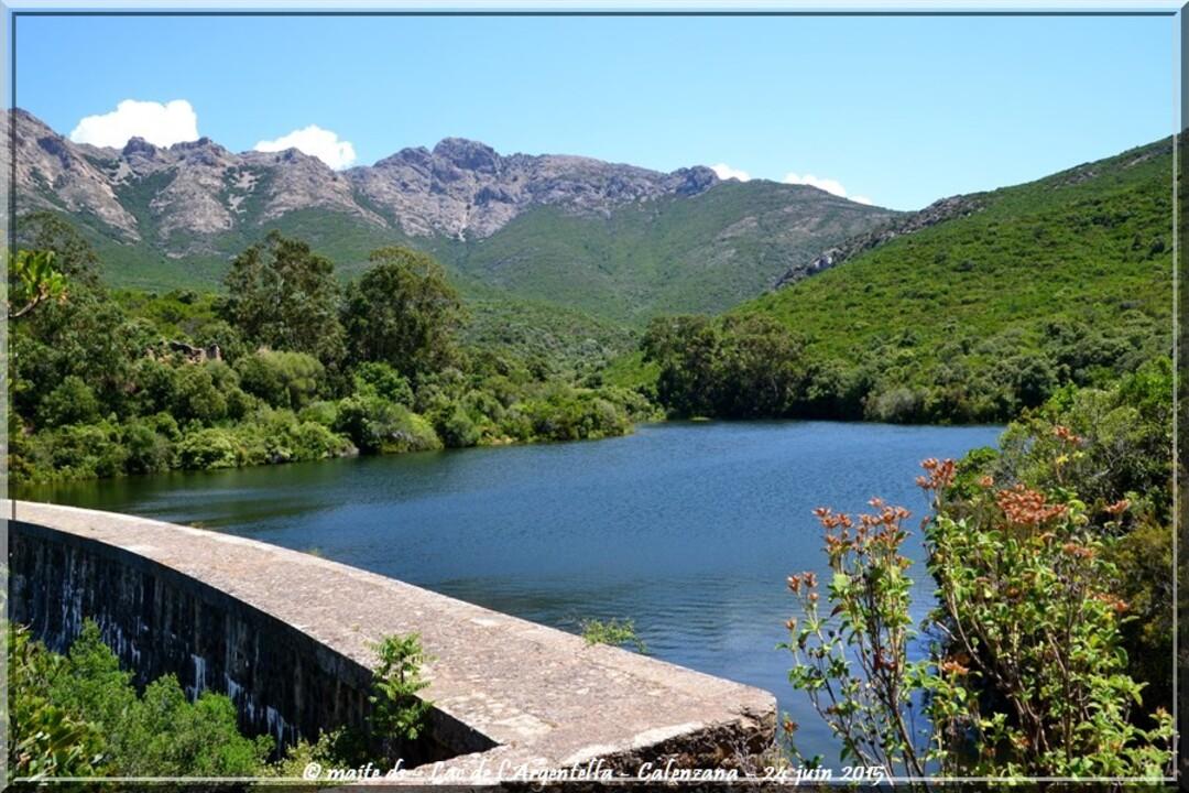Lac de l'Argentella - Galéria - Corse