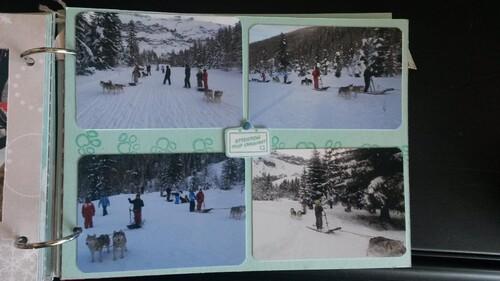 un mini spécial classe de neige