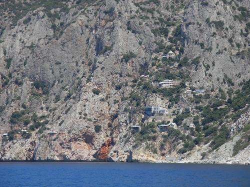 La péninsule du mont Athos