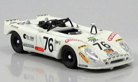 Porsche 908  Le Mans (1970-1973)