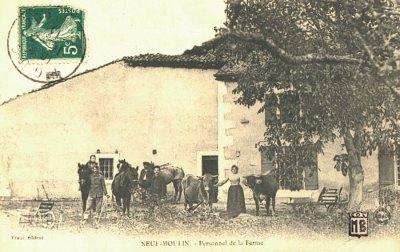 ferme de neuf moulin