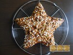 Pain d'épices à l'orange confite et aux pépites de chocolat