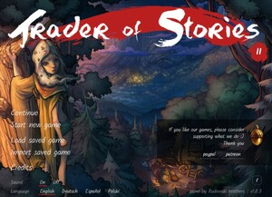 Jouer à Trader of stories 2