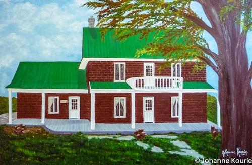 Ma maison de Charlevoix
