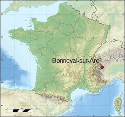 Bonneval sur Arc /   l'authentique à 1850 m d'altitude