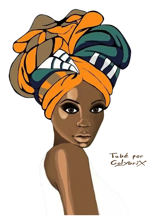 Dessins femmes afrique blog photoshop de colybrix - Dessin africaine ...