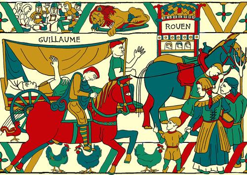 La vie de Guillaume le Conquérant (8)