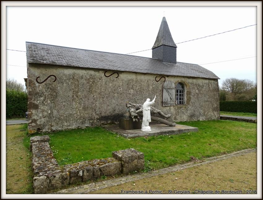 St Gervais (85) Chapelle de Bordevert -2018