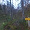 En suivant la piste de Peyrenère direction Sud