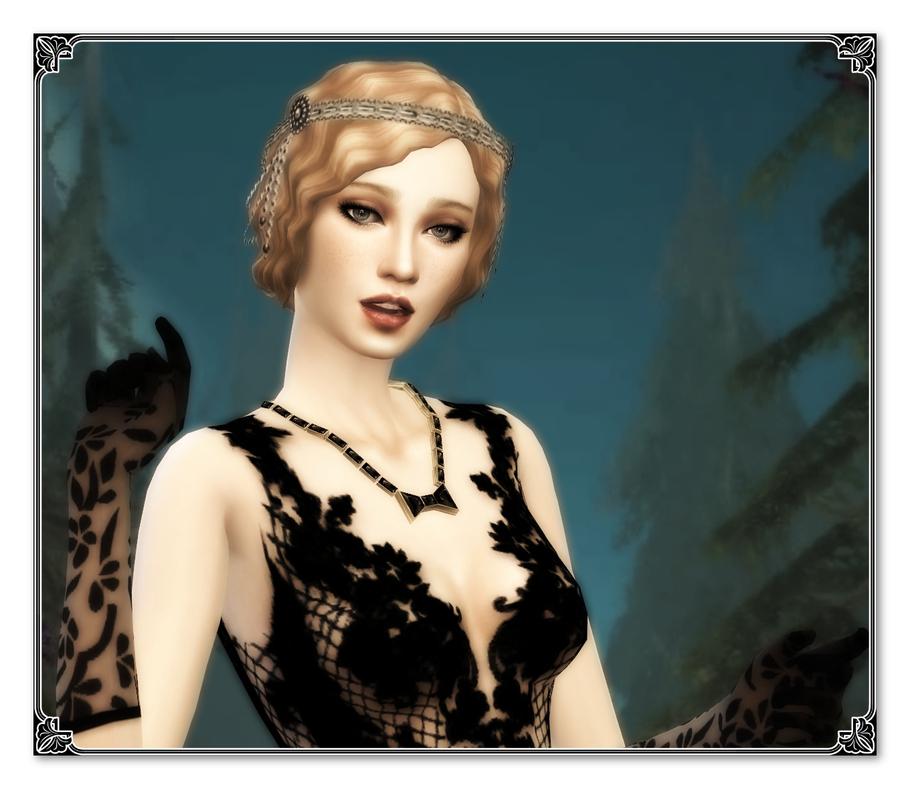 TS4 Sim: Mathilde