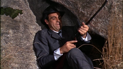 BONS BAISERS DE RUSSIE - BOX OFFICE SEAN CONNERY 1964