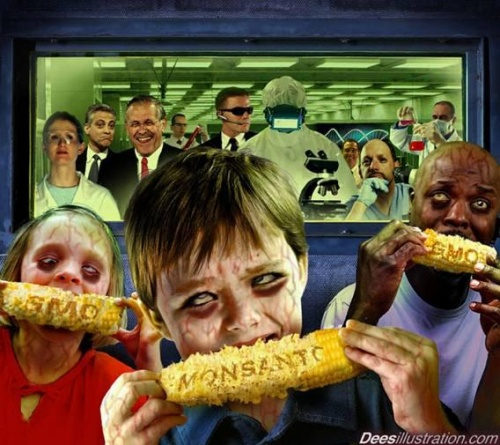 OGM : Vandana Shiva et José Bové présentent le premier contre-rapport international