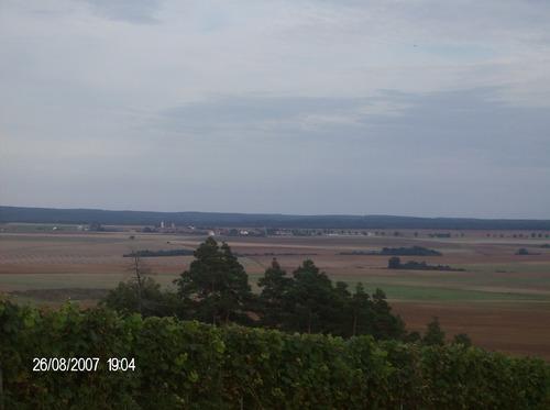 Point de vue de Bissey-la-Côte