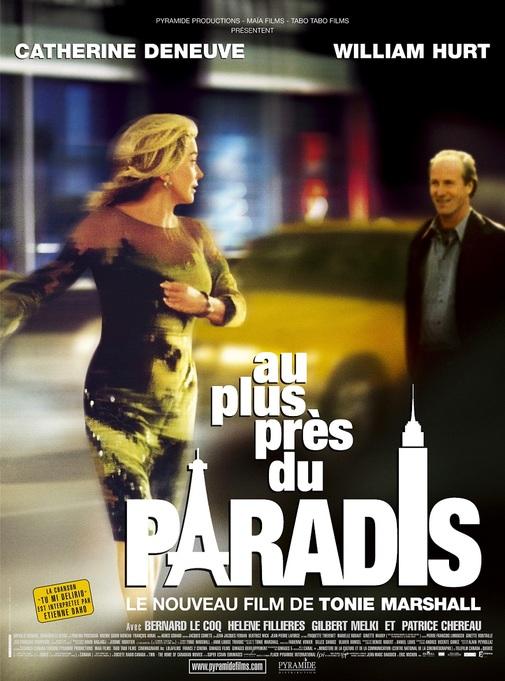 AU PLUS PRES DU PARADIS BOX OFFICE FRANCE 2002