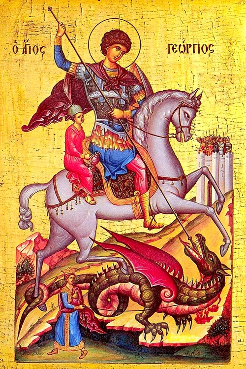 Le charme du chevalier