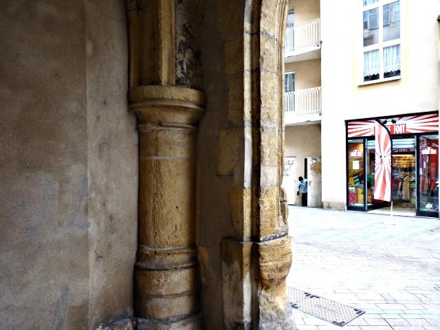 Façades de Metz l'Hôtel de Heu 15 2010