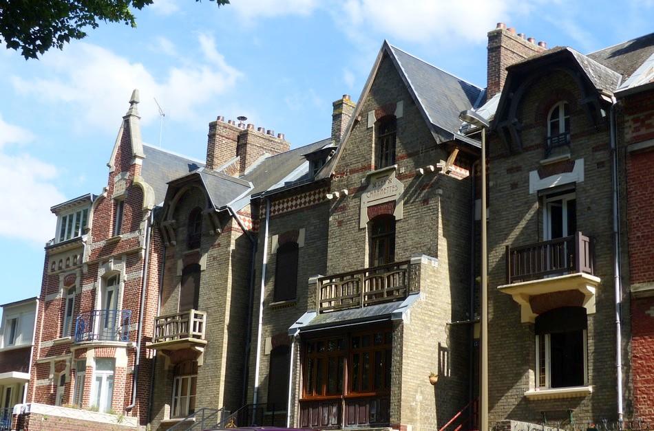 Le quartier Saint-Roch