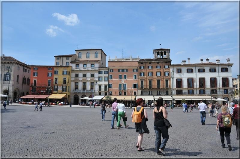 Elle voulait voir Venise... (1)