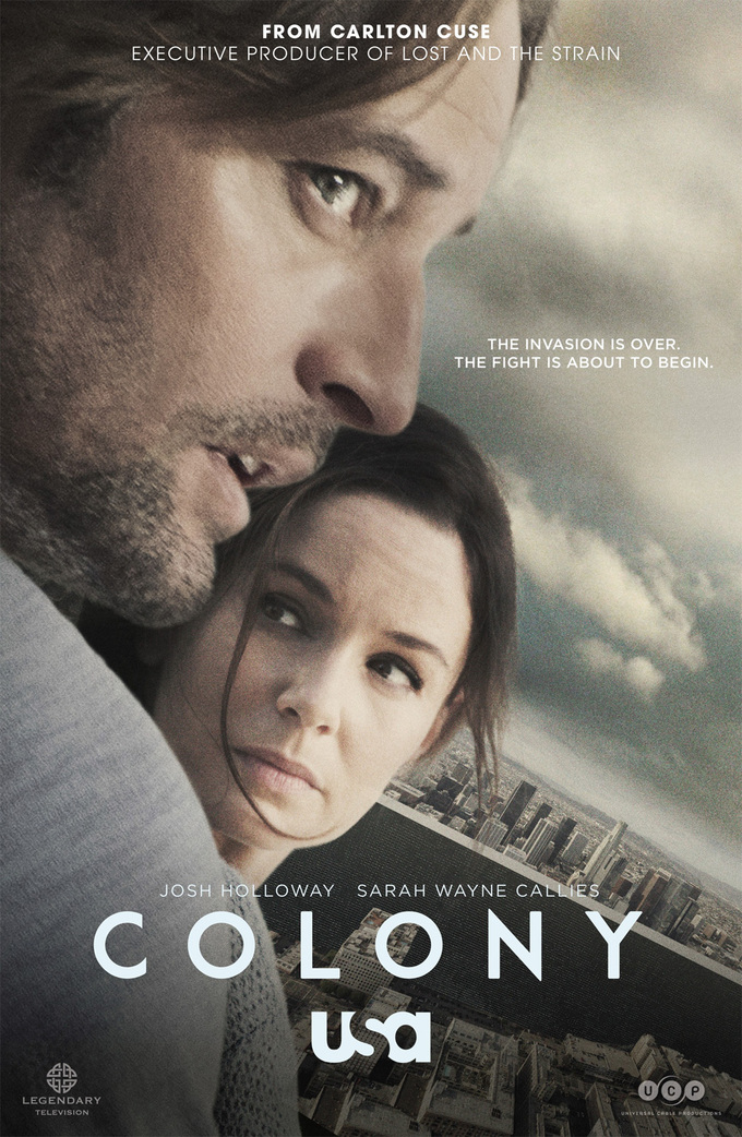 REPRISE DE COLONY!