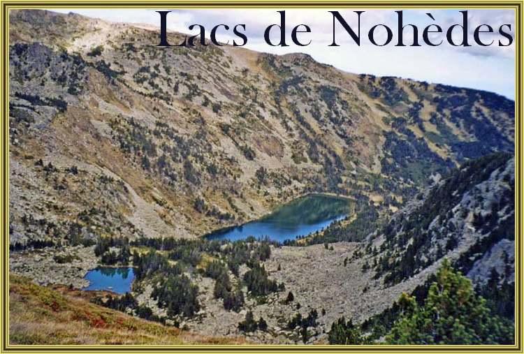 Lacs de Nohèdes ( Pyrénées-Orientales )