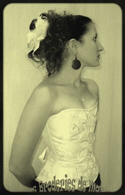 CORSET DE MARIAGE