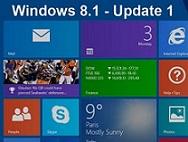 Mise à jour Windows 8.1, il faut y passer