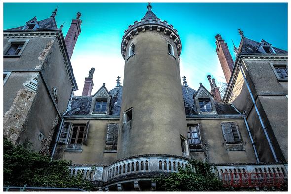 Le château failed
