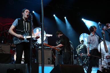 Le choix des lecteurs (2): Arcade Fire - Berlin - 20 Mai 2005 FM