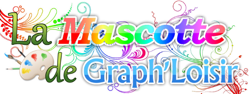 Concours La masquotte de Graph'Loisir [reservé aux membres]