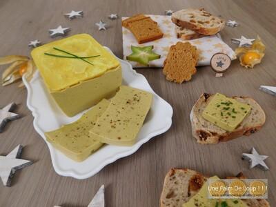 Le faux gras : le foie gras végetarien
