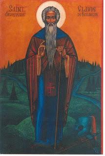 Saint Claude. Evêque du Jura († 699)
