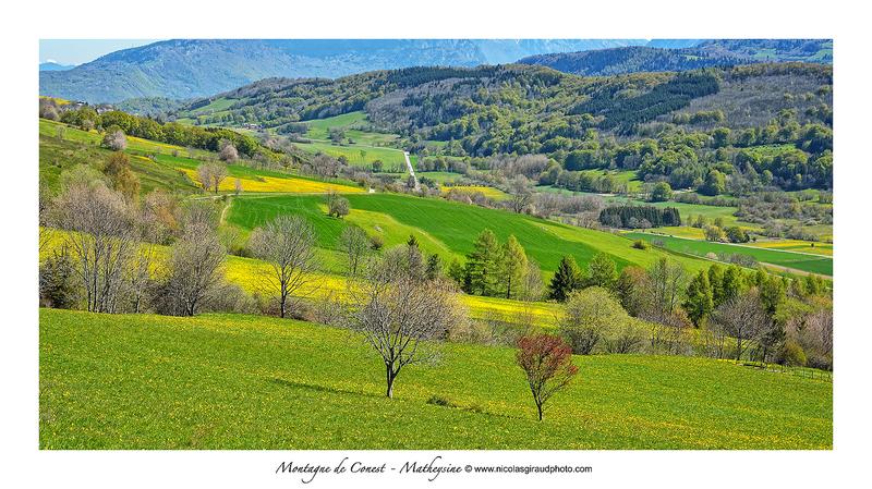 La Matheysine, Pays secret et sauvage du Dauphiné
