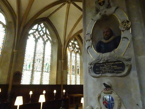 Trinity Zurç à Oxford (photos)