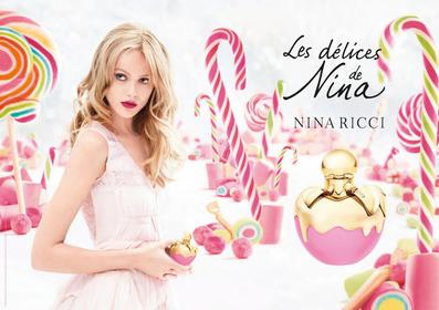 Parfum : Les Délices de Nina - Nina Ricci