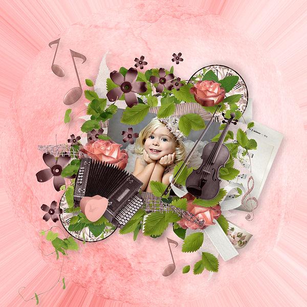 """""""Sweetness Symphony"""" de Xuxper Designs"""
