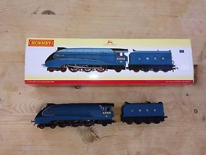 Locomotive Mallard 4468 & Big Boy