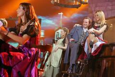 Les Enfoirés 2007 : La caravane des Enfoirés