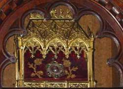 Les Saintes reliques : La Sainte larme