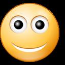 Smiley gros non animé