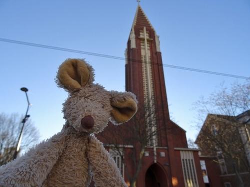 A la découverte de nouvelles églises!