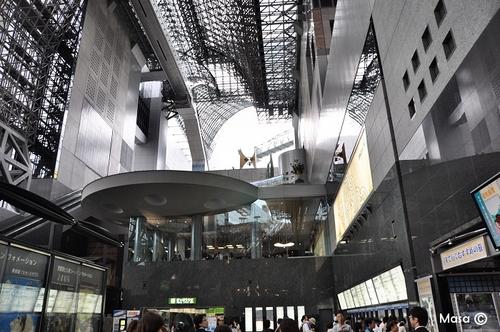gare de kyoto 東京駅
