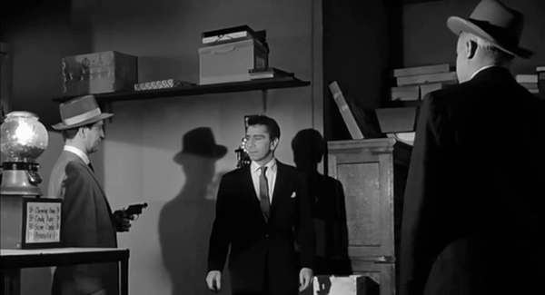 Les frères Rico, The brothers Rico, Phil Karlson, 1957