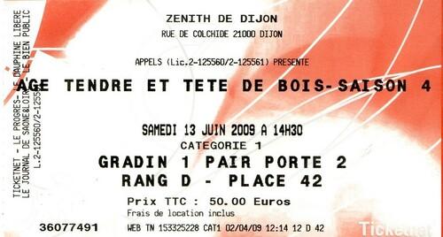 Age Tendre et Têtes de Bois à Dijon
