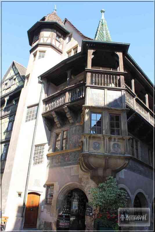 Colmar, l'Esprit de l'Alsace Maison Pfister