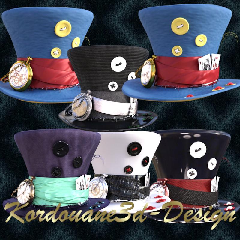 Chapeaux-Hats (tube-image-png)