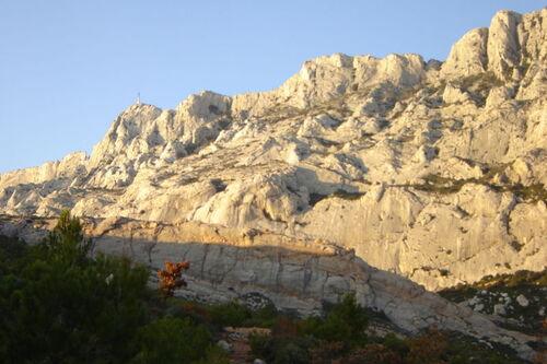 Montagne Sainte-Victoire (Bouches du Rhône)