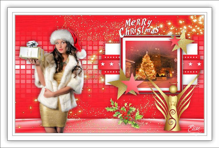Merry Christmas de Dilek