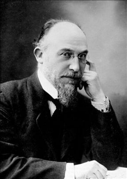 Erik SATIE, il y a 160 ans