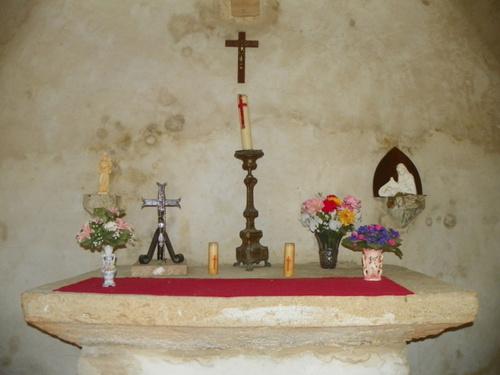 La chapelle d'Egieu